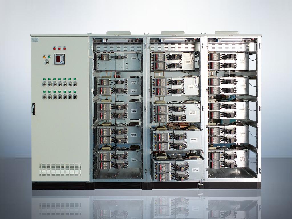 WRPCC Çekmeceli Kompanzasyon Sistemleri