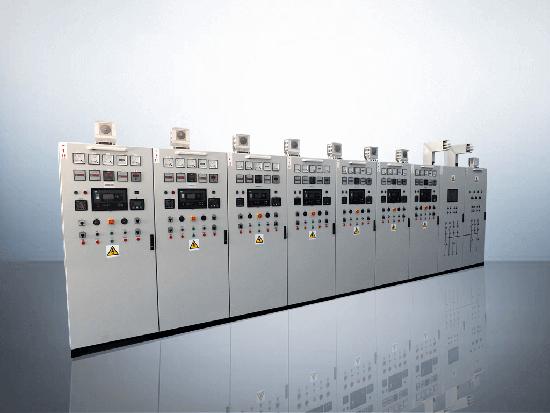SCS Senkronizasyon Kontrol Panoları